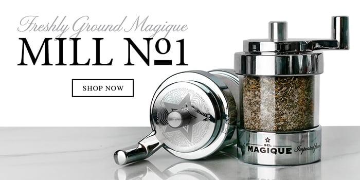 Sel Magique - Mill