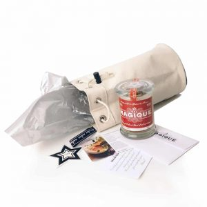 Sel Magique - Jar Bag - Spicy Salt Blend