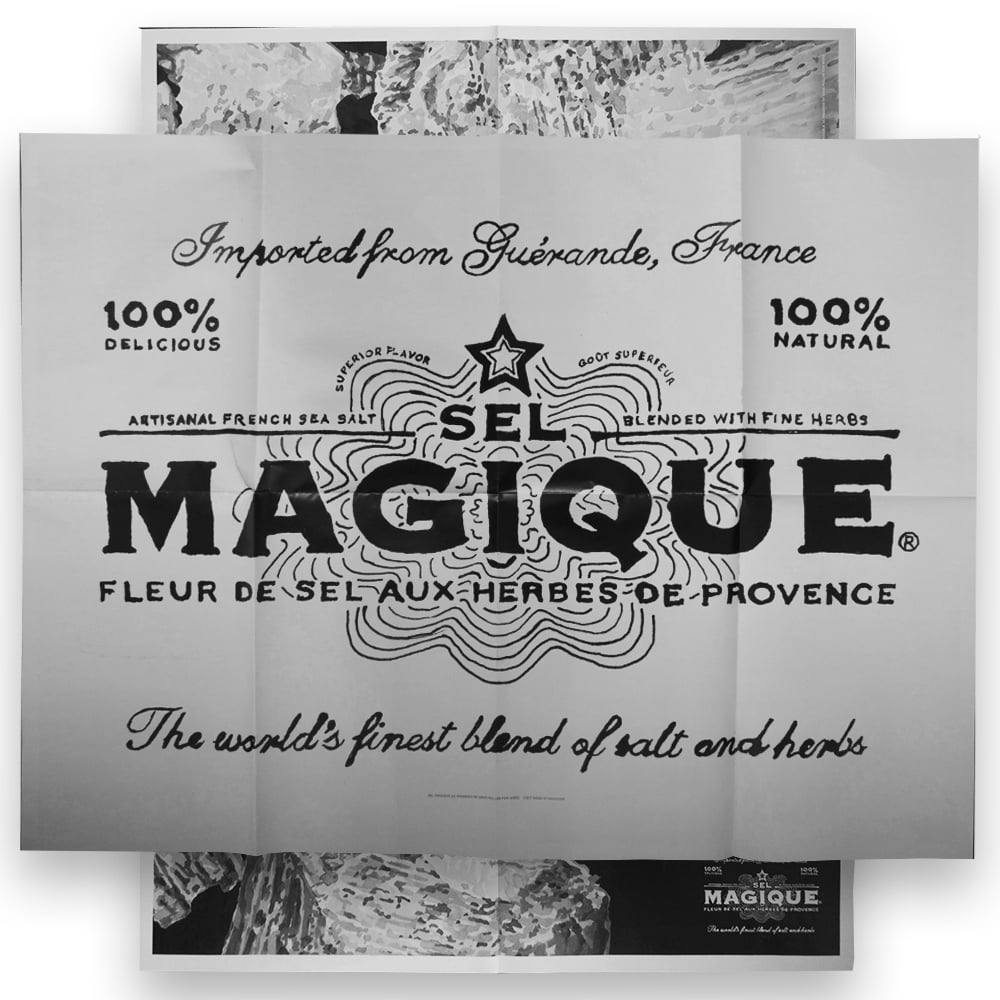 Sel Magique - Poster